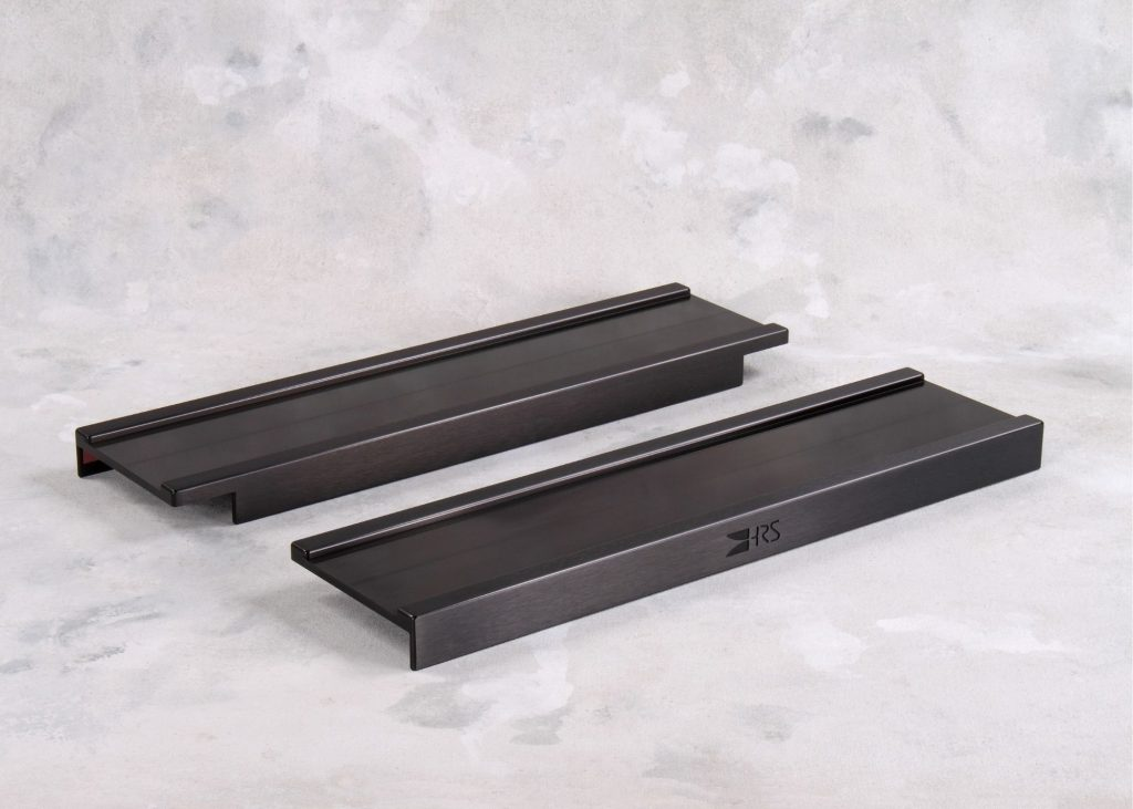One Pair of Black SXR Solid Brace Inserts (Used at each component location in SXR Signature Frame)